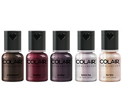 London Inspired Color Collection