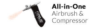 Introducing our New Airstyle by Dinair