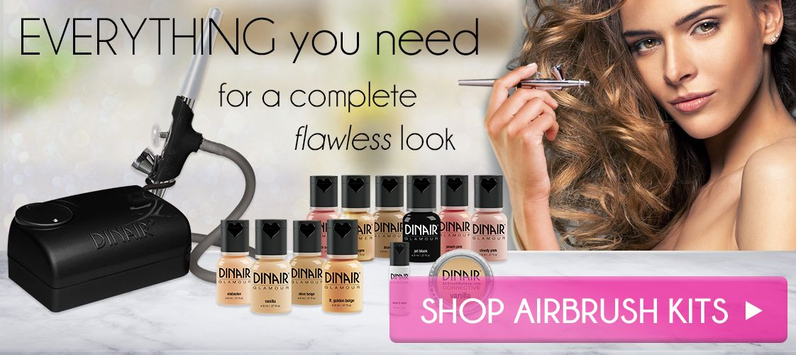 Airbrush Makeup Kit - Gift Ideas